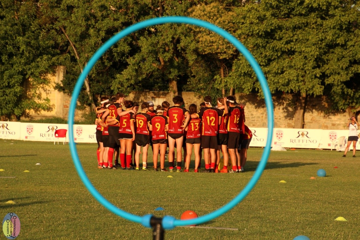 Credits - Ajantha Abey Quidditch Photography