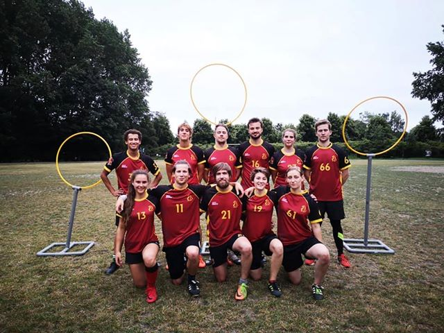 The Belgian Gryffins